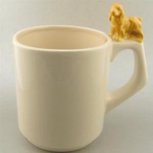 Spaniel Mug by L.W.T.
