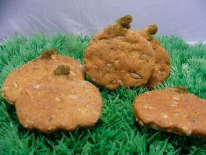 Sweet Yam Dog Cookies