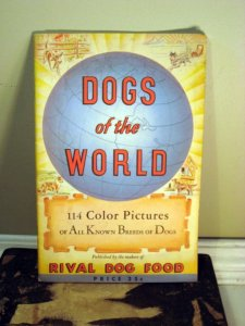 Dogs of the World Vintage Book