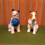 Vintage Terrier Figurines