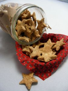 Leave a COMMENT on the Post for your Free Sample of healthy EcoDog pet treats!!