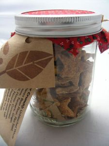 SuperStar Holiday Treat Jar